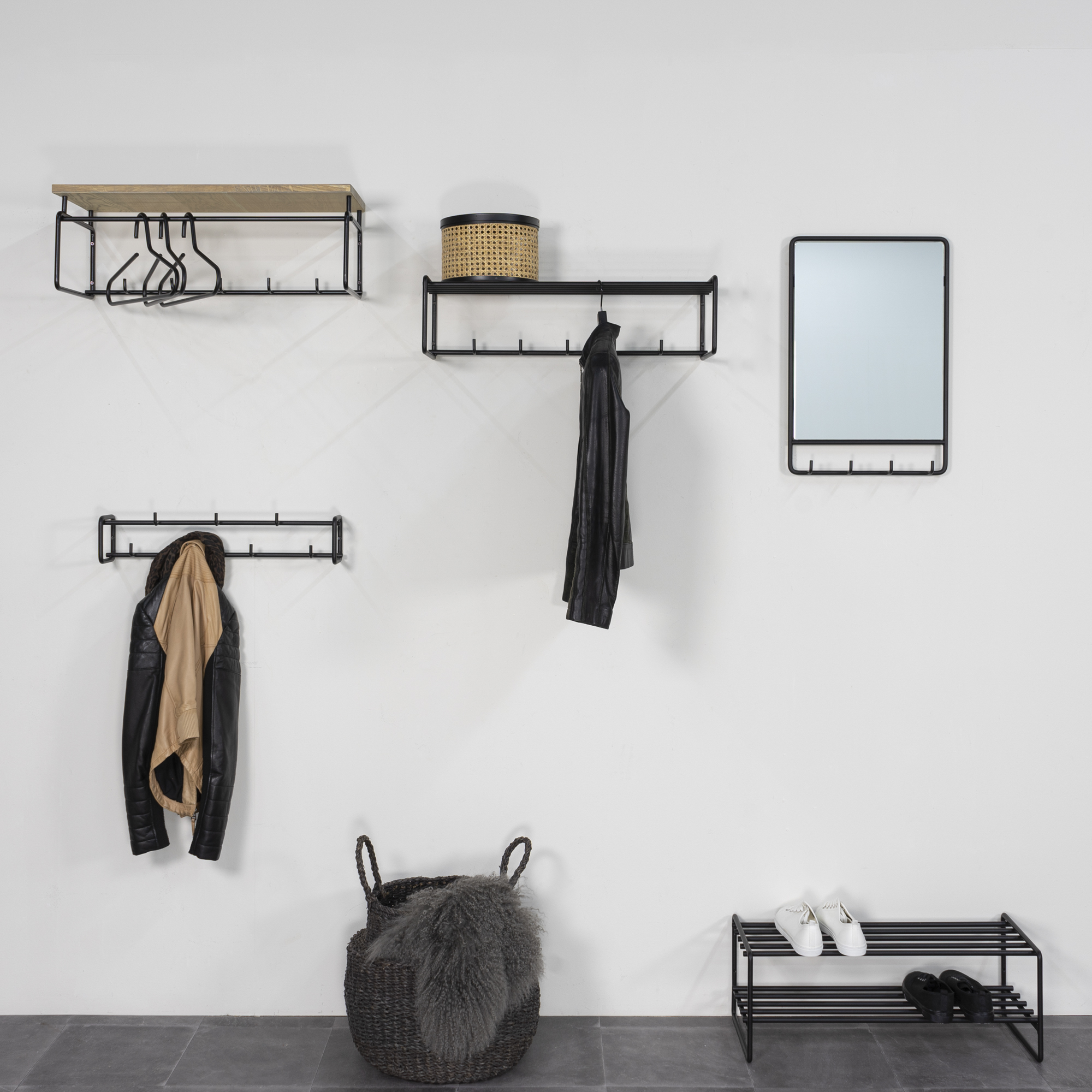 Selection guide: which coat rack to choose?